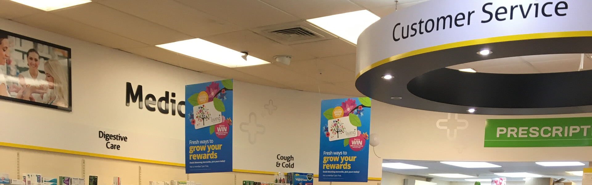 Store Interior 02 At Life Pharmacy Blenheim In Marlborough NZ