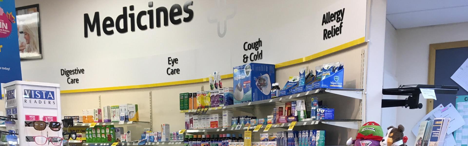 Store Interior 05 At Life Pharmacy Blenheim In Marlborough NZ